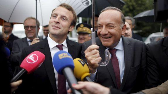 Emmanuel-Macron_Pierre-Gattaz